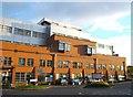 TQ7667 : Medway Maritime Hospital by David Anstiss