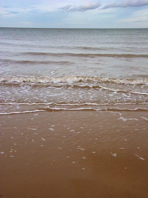 The Sea at Cromer