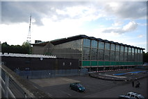 TQ3470 : National Sports Centre, Crystal Palace Park by N Chadwick