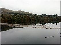 NN9357 : Loch Faskally by Andrew Abbott