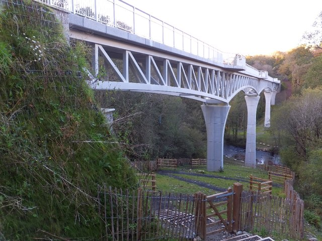Gem Bridge over the River Walkham