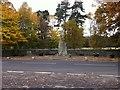 NN8765 : First World War memorial by Andrew Abbott
