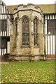 SK8190 : Old Hall window by Richard Croft