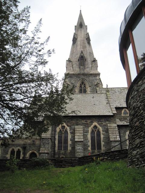 Parish  Church  of  St  Mary  Ambleside