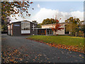 SJ8585 : Heald Green United Reformed Church by David Dixon