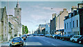 NO5016 : St Andrews: eastward on South Street, 1974 by Ben Brooksbank
