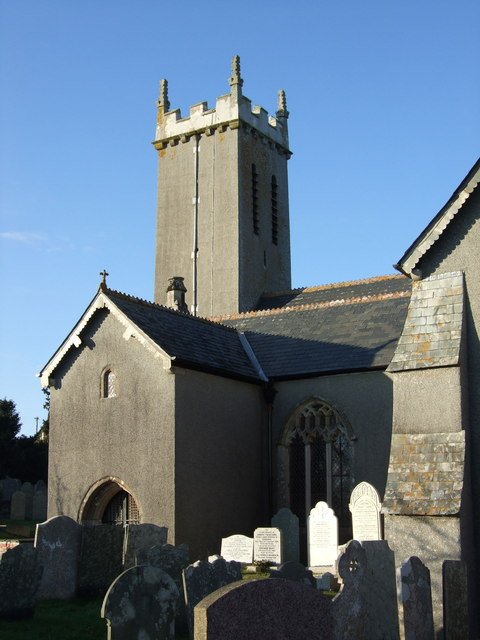 St Andrew's church, Bere Ferrers