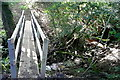 SP2319 : Bridge over a stream by Graham Horn