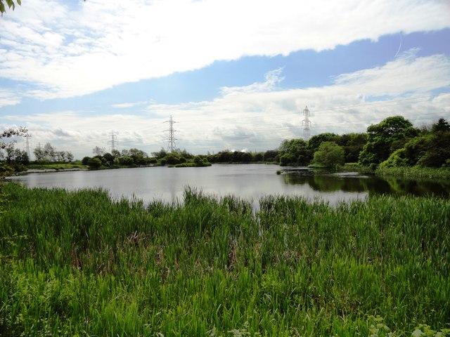 Country Park lake