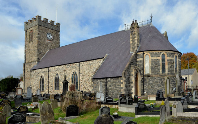 Dromore (Church of Ireland) Cathedral (1)