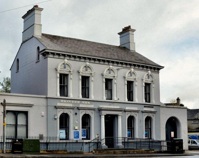 Former Northern Bank, Dromore (1)