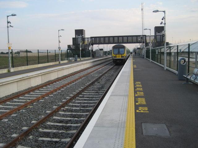 M3 Parkway railway station