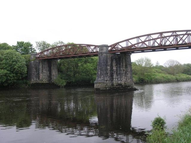 Killorglin railway viaduct