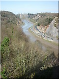 ST5673 : Avon Gorge by Carroll Pierce