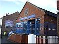 NY4155 : Carlisle United Blues Store by JThomas