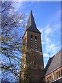 TQ3167 : St Saviour's church, Croydon by Christopher Hilton