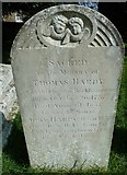 SY7190 : St Michael, Stinsford: Hardy family grave (8) by Basher Eyre