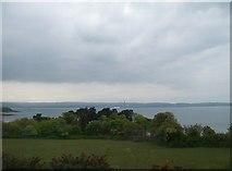 J4782 : Woodland above Swineley Bay by Eric Jones