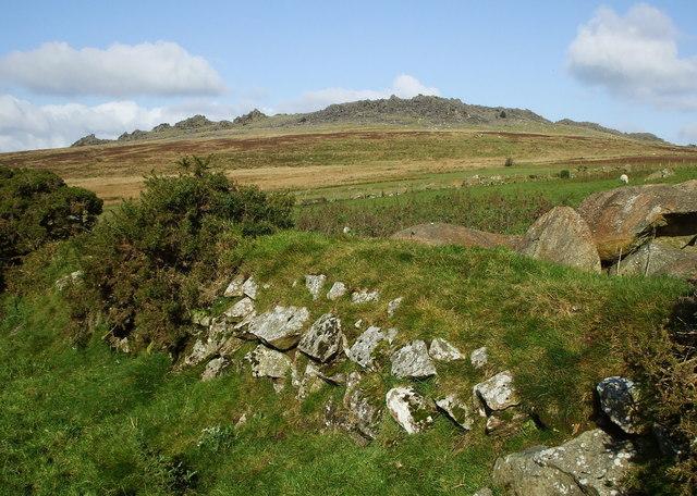 Stone & Earth embankment