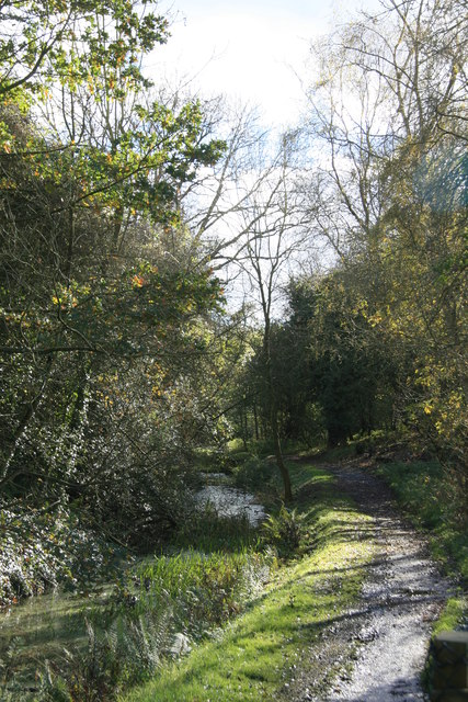 Blists Hill - canal