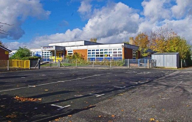 Westlands First School, Farmers Way, Westlands, Droitwich Spa