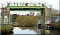 J2864 : Sluice gate, Lisburn/Hilden (3) by Albert Bridge