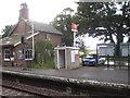 TF5259 : Havenhouse railway station, Lincolnshire by Nigel Thompson