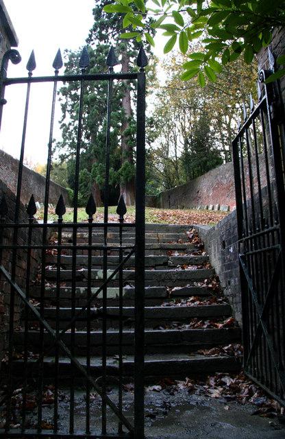 Coalbrookdale - Quaker Burial Ground