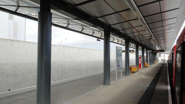 King George V station