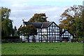 SJ6049 : Plum Tree Farm near Wrenbury, Cheshire by Roger  Kidd