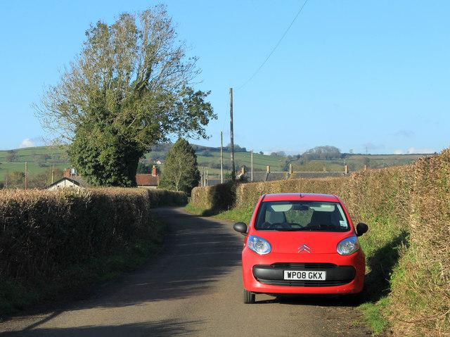 2012 : Lane to Stoney Stratton