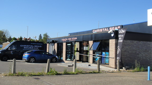 Christal Seas Scuba, Norwich