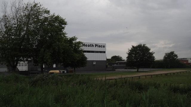 Heath Place, Bognor