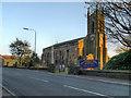 SK0297 : Tintwistle, Christ Church by David Dixon