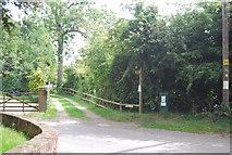 TQ9293 : Roach Valley Way, Paglesham by N Chadwick