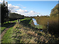 TL3974 : River Great Ouse bank by Hugh Venables