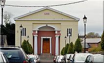J1586 : First Presbyterian church, Antrim (1) by Albert Bridge