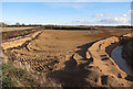 TL3874 : Sand and gravel extraction at Ouse Fen by Hugh Venables