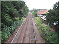 TF0269 : Branston and Heighington railway station (site), Lincolnshire by Nigel Thompson