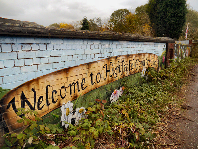 Welcome to Highfield Country Park