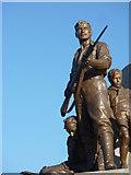SJ3384 : War Memorial, Port Sunlight by Peter Barr