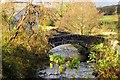 SD1885 : Bridge at Hallthwaites by Perry Dark