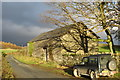 SD1885 : Barn at Hallthwaites by Perry Dark