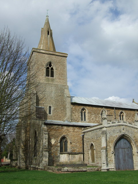 St Mary's church, Doddington