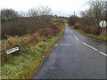 H5575 : Fingrean Road, Streefe Glebe by Kenneth  Allen