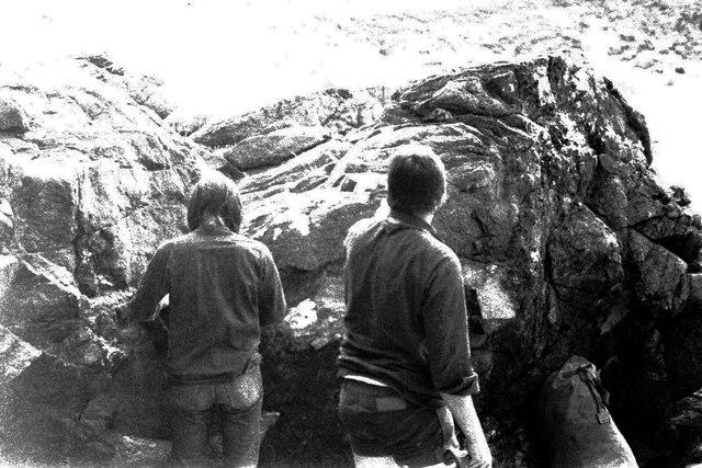 Tràigh Allt Chàilgeag - 1975 by Helmut Zozmann
