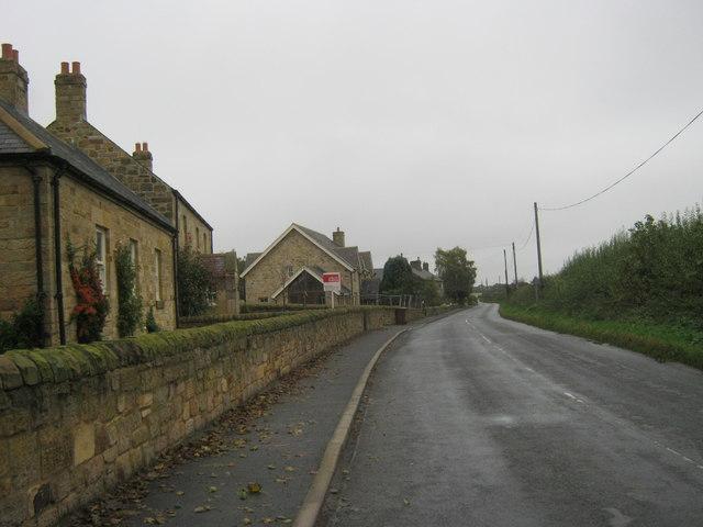 East Thirston