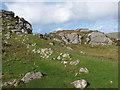 NF7004 : Clach Mhor nan Gleannan by Hugh Venables