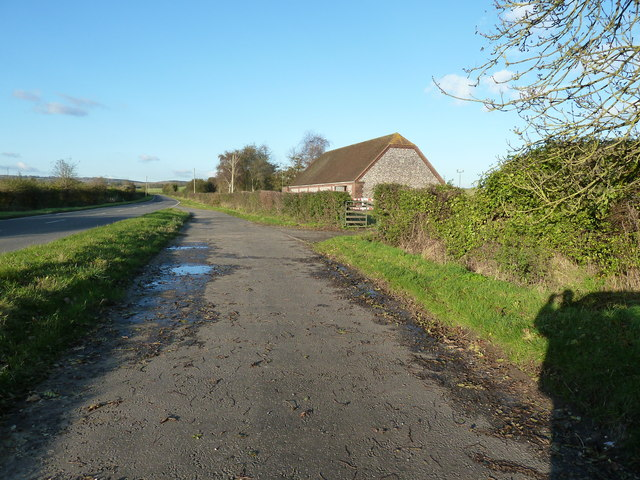 Pumping Station by the B2141