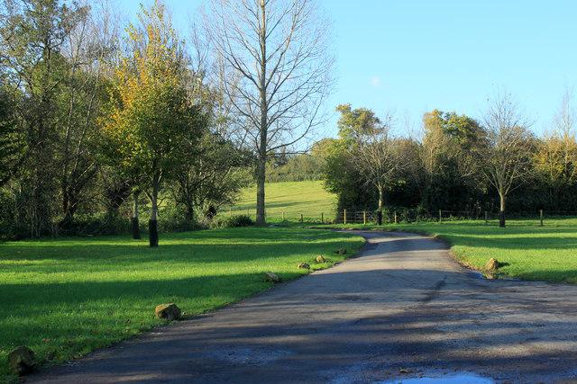 2012 : Lane to Stoney Stratton and Evercreech